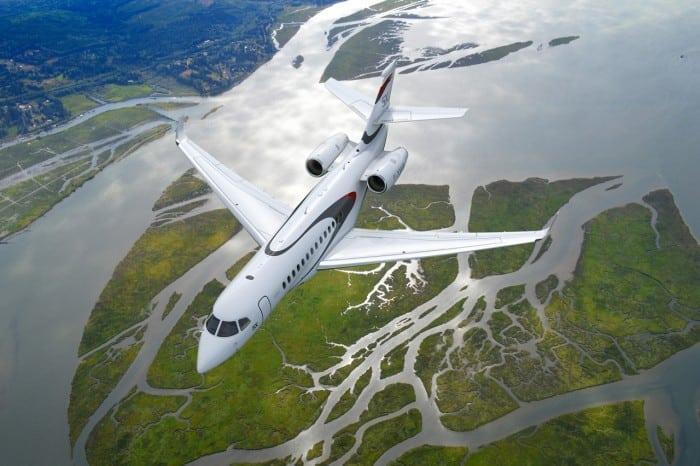 Falcon 5X – Șoimul francez