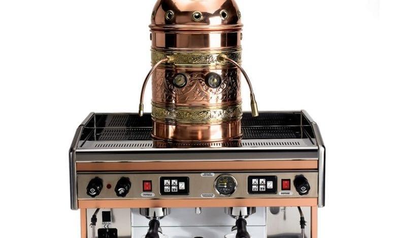 Hammacher Espresso Machine