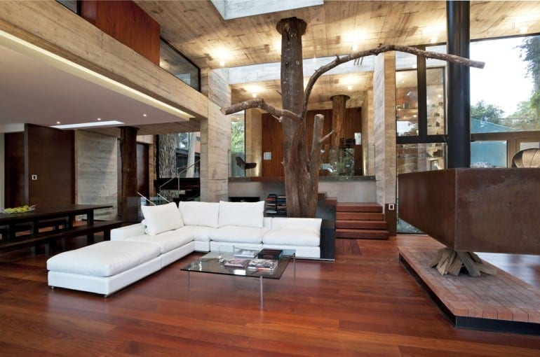1332255498 71 770x510 - Corallo House - Casa din copac… sau copacul din casă