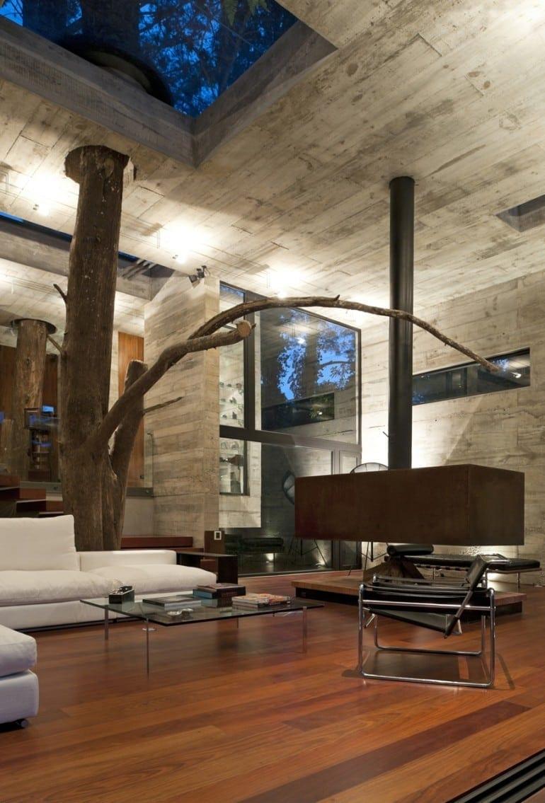 1333634592 1332255659 25 770x1135 - Corallo House - Casa din copac… sau copacul din casă