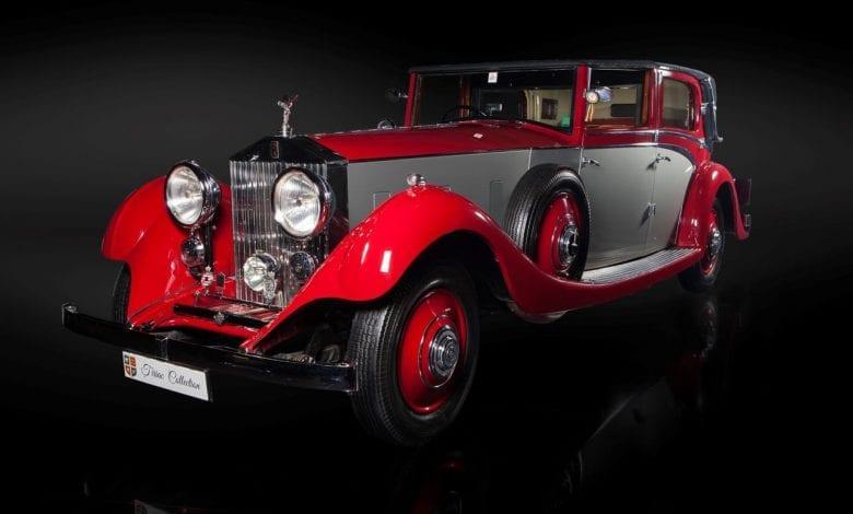 Țiriac Collection – prima galerie auto personală deschisă publicului din România