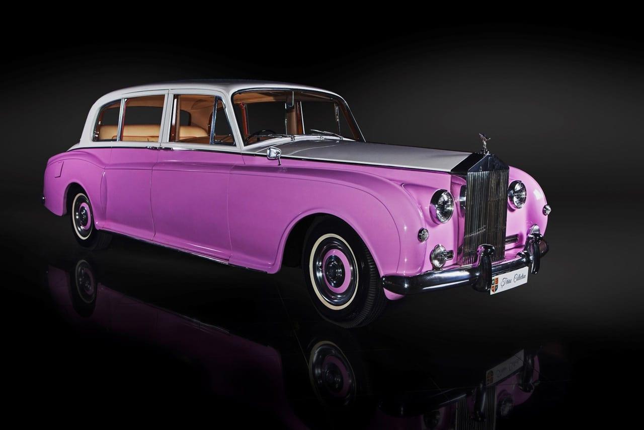 1960 Rolls Royce Phantom V - Țiriac Collection – prima galerie auto personală deschisă publicului din România
