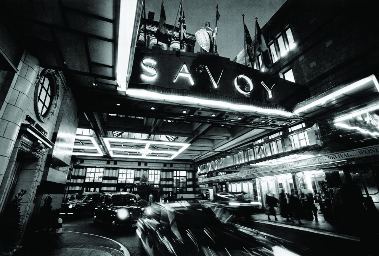 24508267 H1 SVY 076 - The Savoy - Eleganta emblemă a Londrei