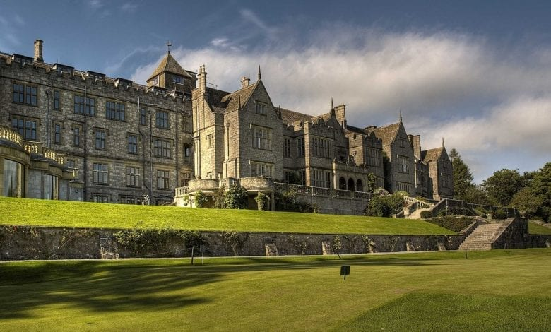 Bovey Castle, lăsat mărturie pentru escapade nobile