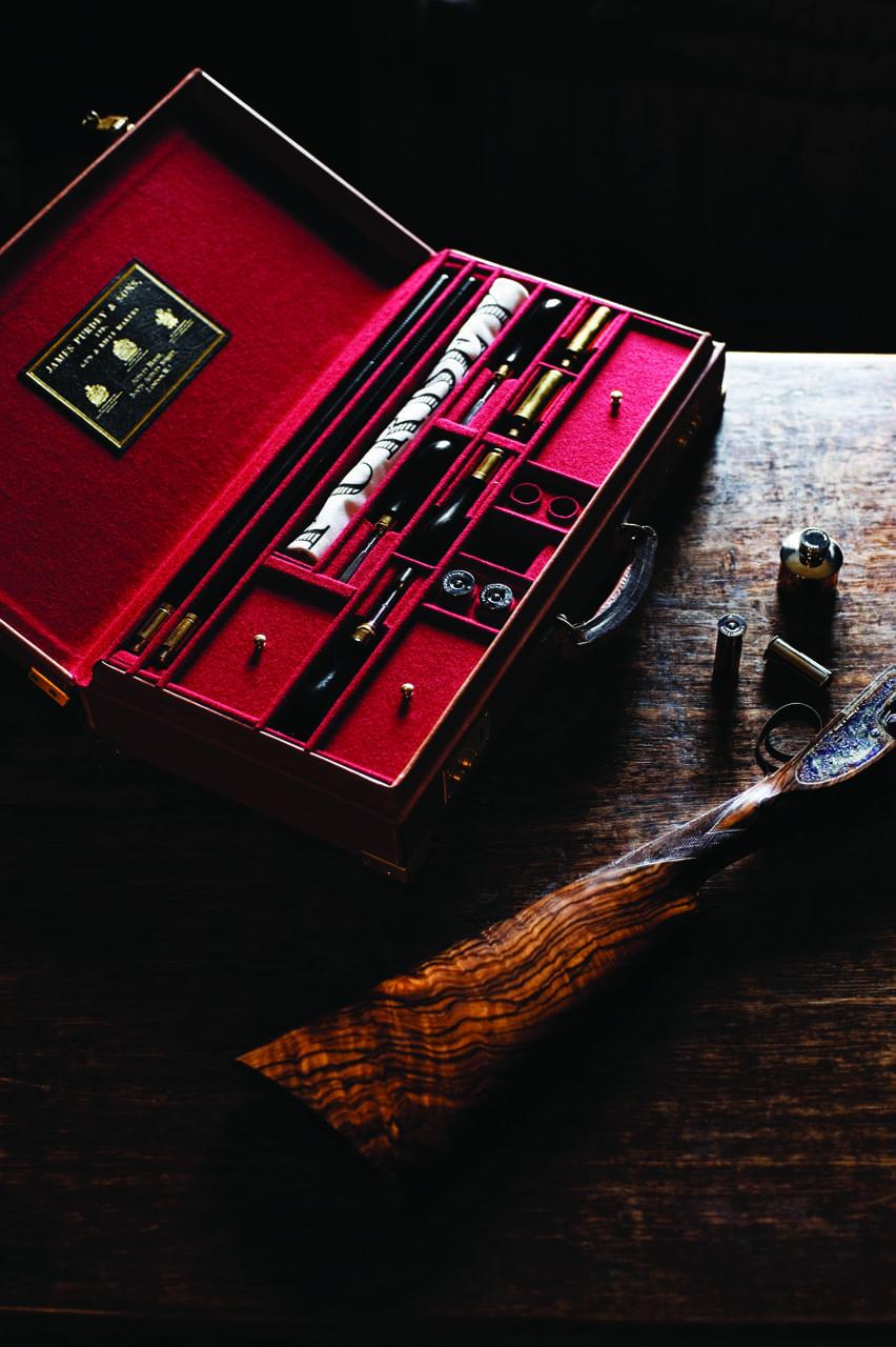 5501 Gun cleaning kit