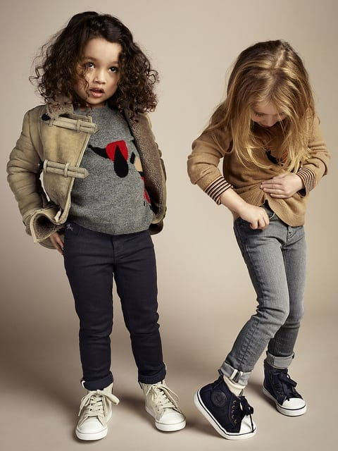 Burberry Kids3 - Shoes for glamorous kids