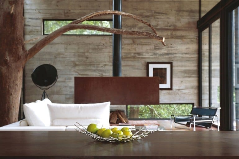 Casa santa Rosalia 7 770x513 - Corallo House - Casa din copac… sau copacul din casă