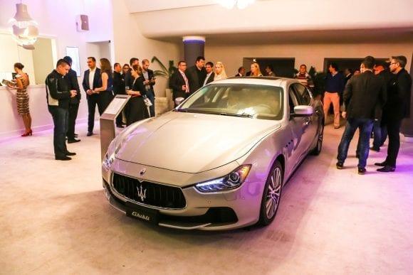 Maserati Ghibli a debutat în România în cadrul unui eveniment fastuos
