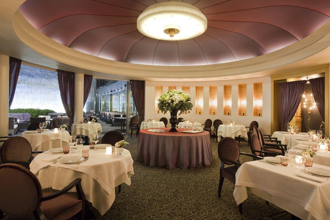 Fouquet s Barriere Le Diane restaurant LD 6 - La Maison du Chocolat, Paris - Deserturi din pasiune pentru excelență
