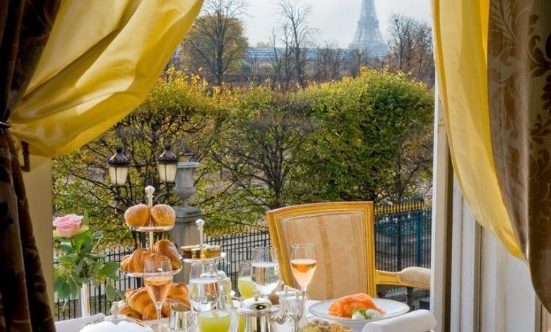 Le Meurice, Paris – Romantism, opulență și lux
