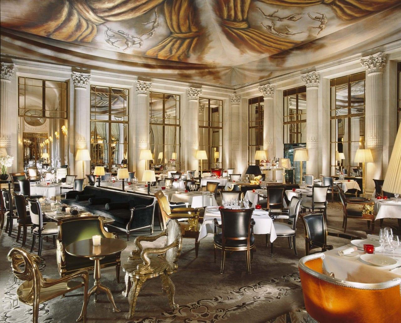 H6380 27275791 Le Dali by Guillaume de Laubier - Le Meurice, Paris - Romantism, opulență și lux