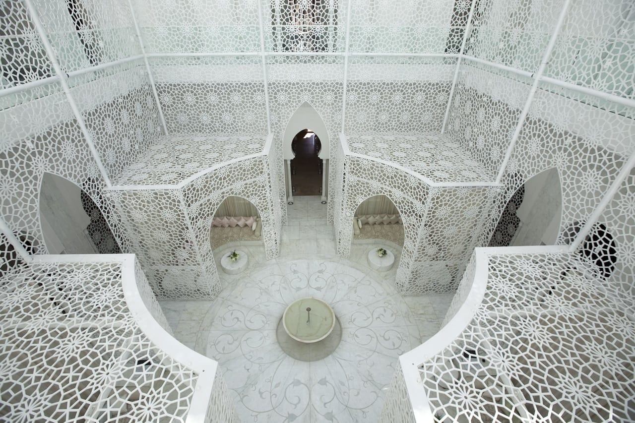 HallSpa 0057 - Royal Mansour – armonia spirituală prin tradițiile marocane