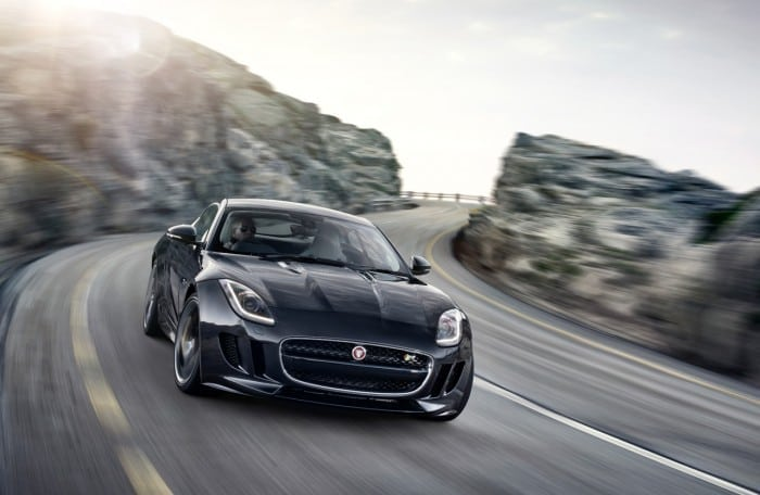 Jaguar F-TYPE Coupé: mai rapid, mai dinamic, mai performant