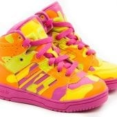 Jeremy Scott2 170x170 - Shoes for glamorous kids