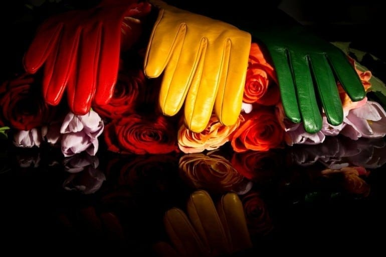 Laura8 Gloves Winter Campaign 770x514 - Rainbow Gloves by Laura8
