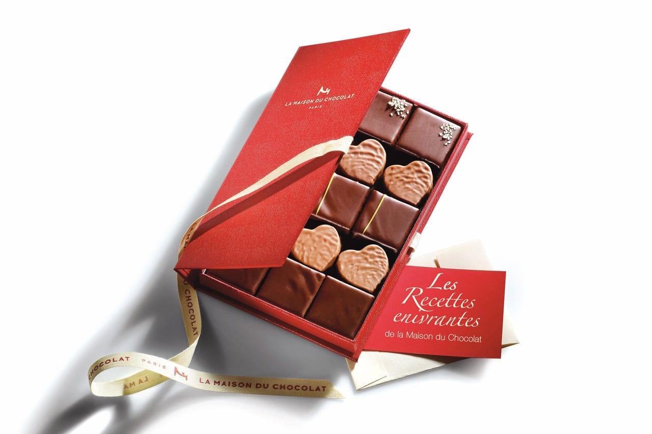 Maison du Chocolat Recettes enivrantes Saint Valentin 2012 - La Maison du Chocolat, Paris - Deserturi din pasiune pentru excelență