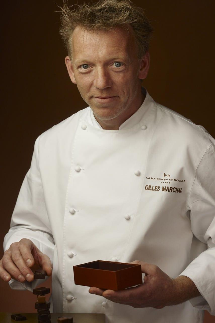 Marchal Directeur de la Creation La Maison du Chocolat - La Maison du Chocolat, Paris - Deserturi din pasiune pentru excelență