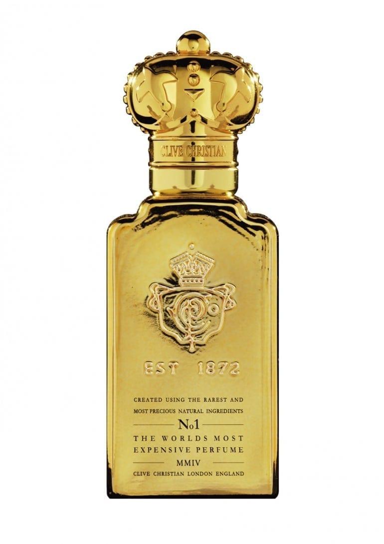 No1 Parfume Spray 50ml 770x1089 - Victoria Christian - Celebrarea istoriei parfumiere