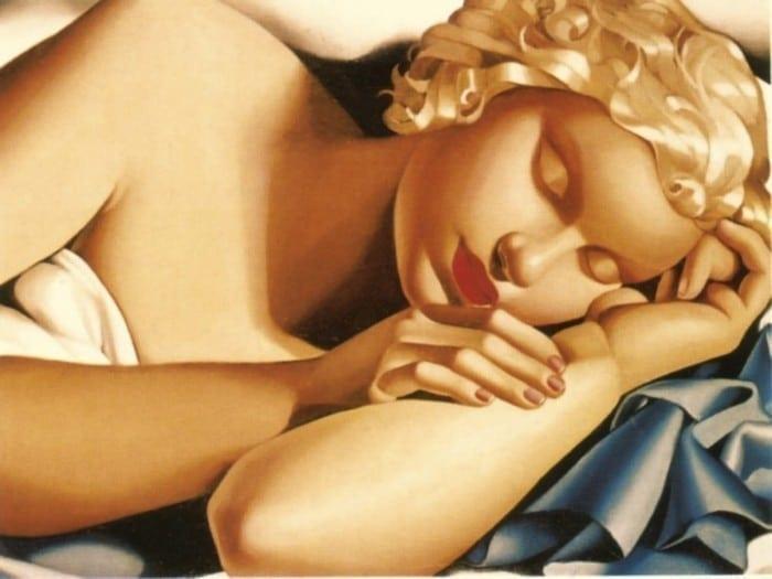 Tamara-de-Lempicka-Painting-Wallpaper