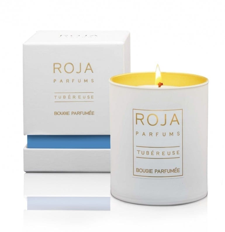 Tubereuse Candle 30cl 5060270293606 770x792 - Roja Dove - Și lumea parfumurilor nu a mai fost la fel