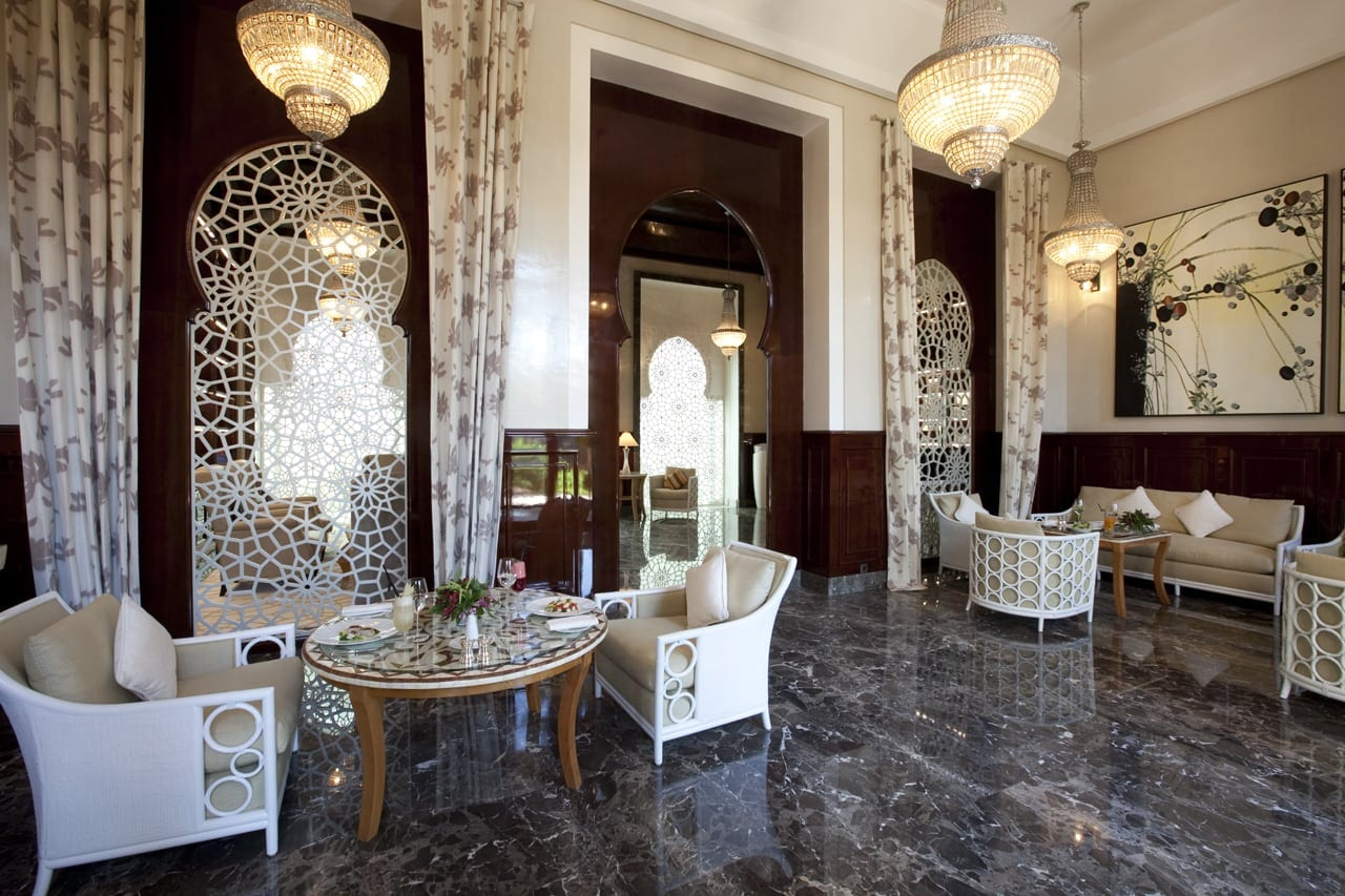 Well being Lounge - Royal Mansour – armonia spirituală prin tradițiile marocane