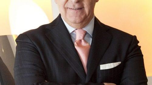 Luciano Bertinelli, CEO Salvatore Ferragamo Parfums