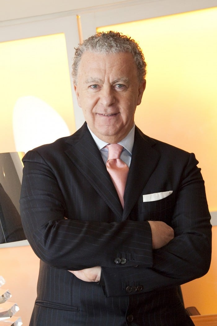 Luciano Bertinelli, CEO Salvatore Ferragamo Parfums