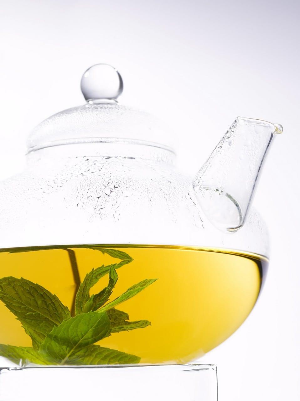Minztee  Mint tea