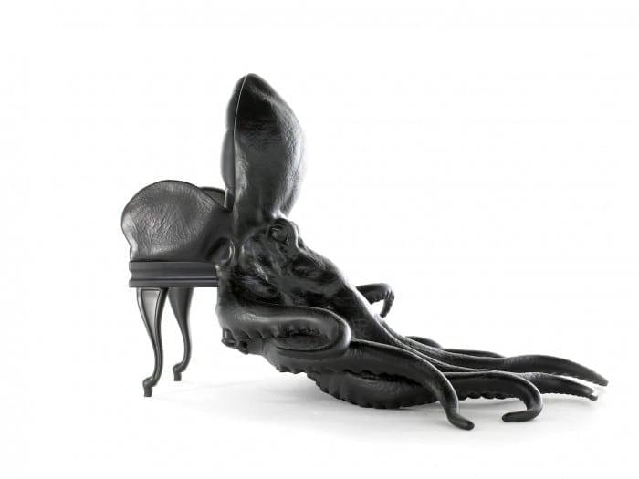 octopus9 700x525 - Maximo Riera – Un nomad al sentimentelor exprimate prin artă