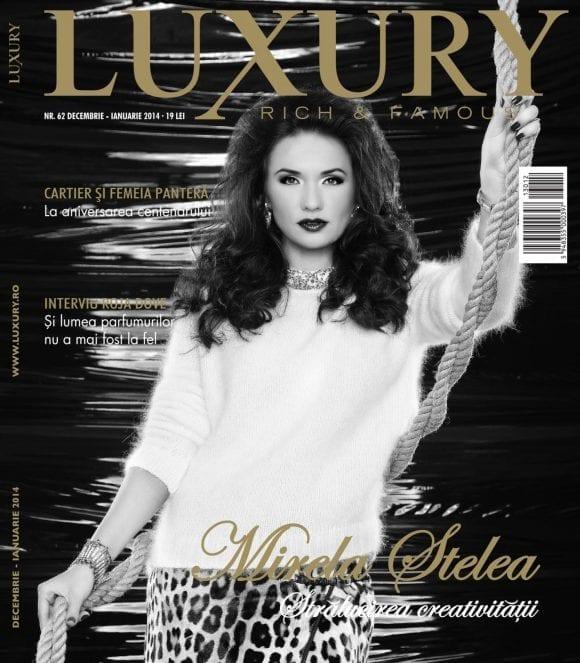 Luxury 62 Decembrie – Ianuarie