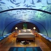 Underwater hotel room at Conrad Maldives Rangali Island Hotel 1440x2560 170x170 - Conrad Maldives Rangali Island