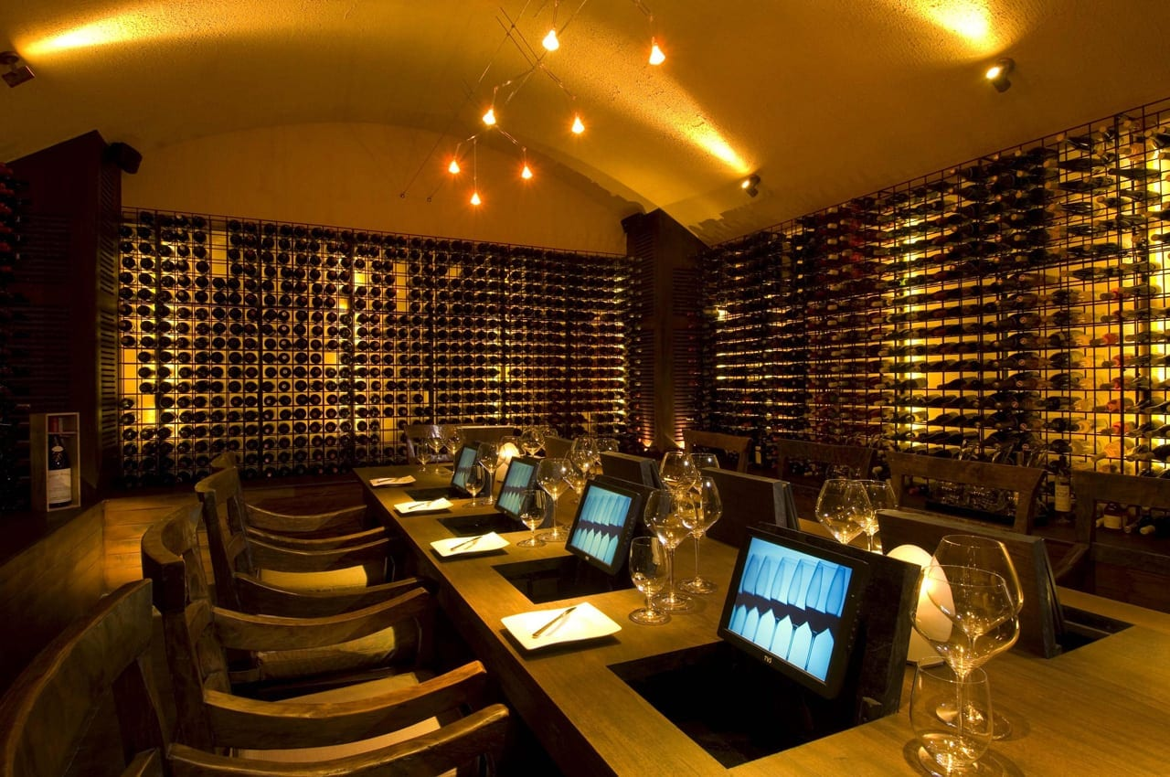new wine cellar04 - Conrad Maldives Rangali Island
