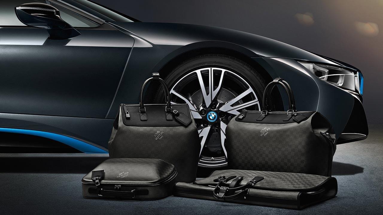 P90144148 highRes - Louis Vuitton creează o colecţie specială de genți pentru BMW i8