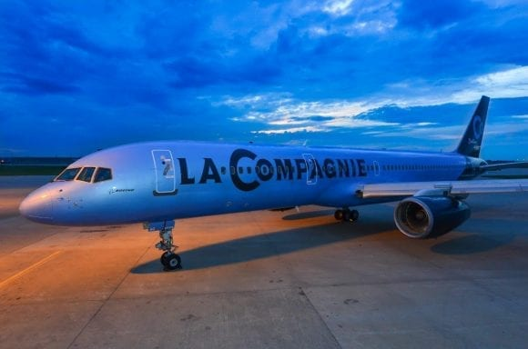 La Compagnie, legătura high-class dintre Paris și New York