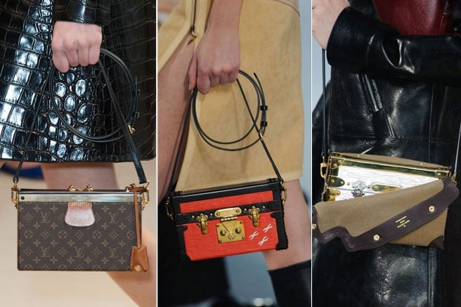 elle louis vuitton fall 2014 bags mini suitcases h - Micro Trunks – moda acestei veri!