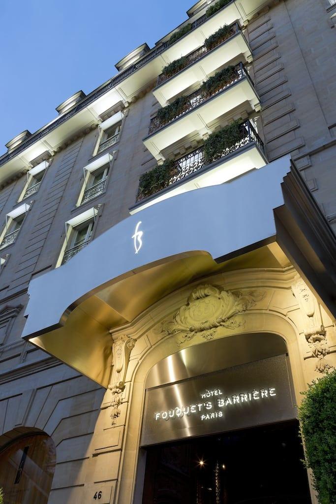 AJ3B33001 - Fouquet's Barriere Paris - Excelență în cultura pariziană