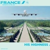 """France is in the air His highness A380 01 170x170 - """"Air France, France is in the air"""""""