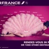 """France is in the air Network 170x170 - """"Air France, France is in the air"""""""