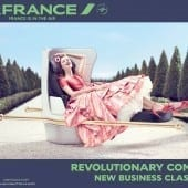 """France is in the air New business class seat 01 170x170 - """"Air France, France is in the air"""""""