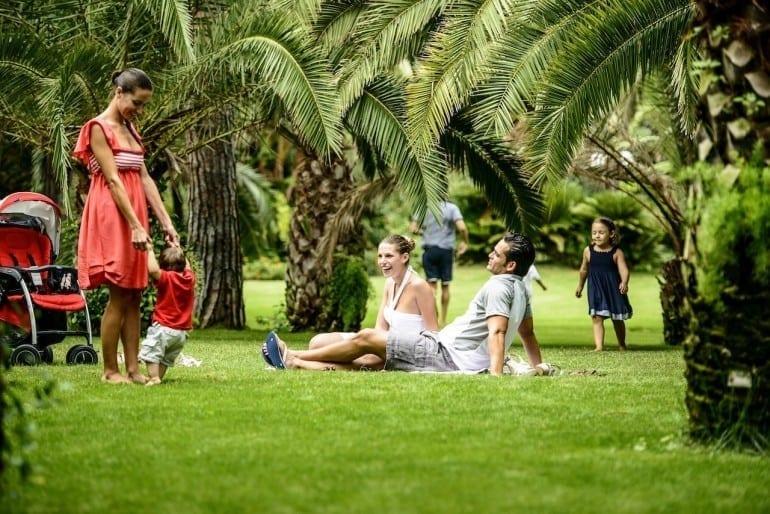 Green 770x514 - Forte Village Resort Sardinia