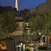 Hôtel Fouquets Barrière Duplex Eiffel Suite HD 3 170x170 - Fouquet's Barriere Paris - Excelență în cultura pariziană