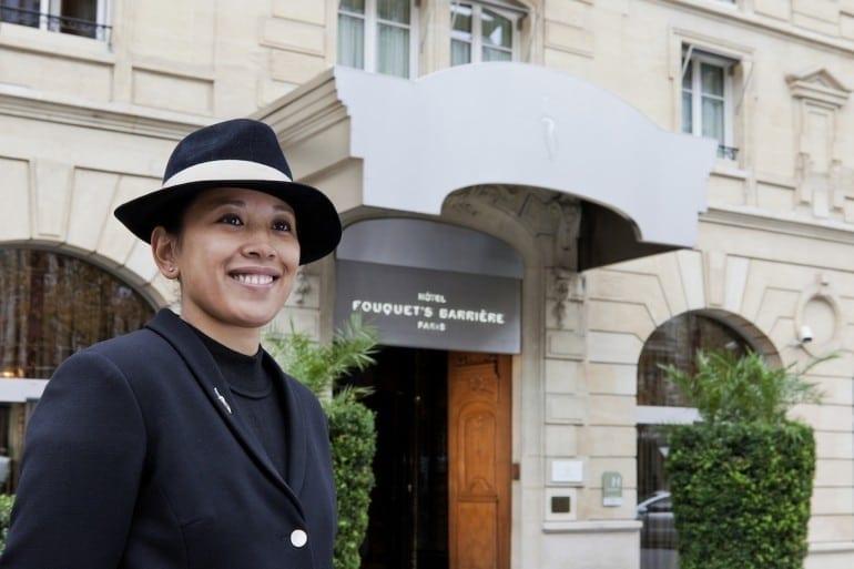 Hôtel Fouquets Barrière HD 48 770x513 - Fouquet's Barriere Paris - Excelență în cultura pariziană