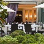 Hôtel Fouquets Barrière Le Diane restaurant HD 9 170x170 - Fouquet's Barriere Paris - Excelență în cultura pariziană