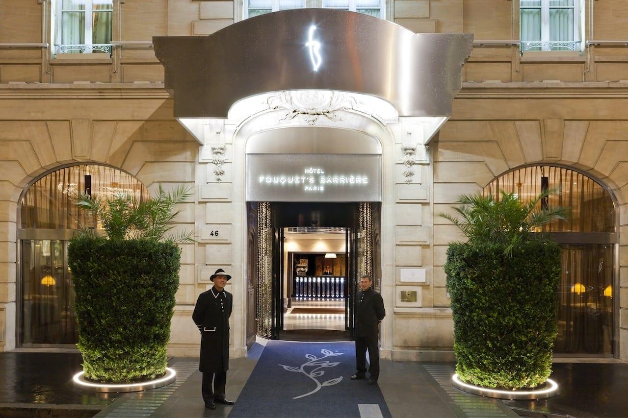HotelFouquetsBarrireHD - Fouquet's Barriere Paris - Excelență în cultura pariziană
