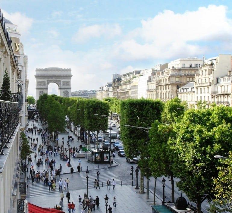 IMG 2979 v2 1 770x707 - Fouquet's Barriere Paris - Excelență în cultura pariziană