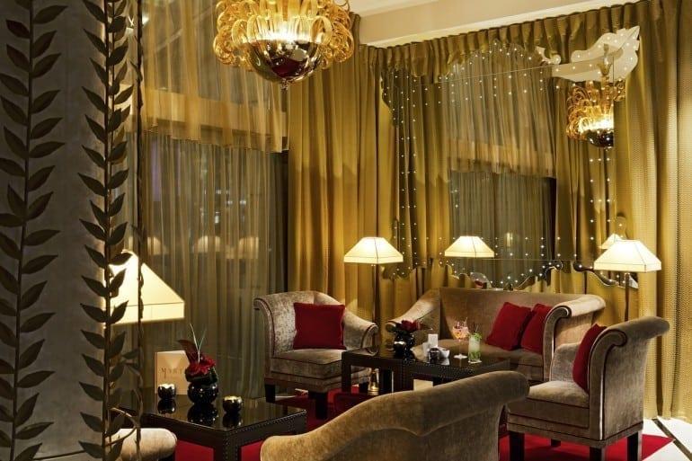 Lobby Hôtel Fouquets Barriere 2 770x513 - Fouquet's Barriere Paris - Excelență în cultura pariziană