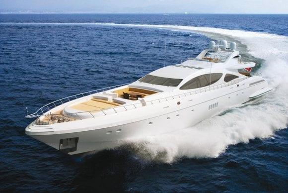 Mangusta 165, cel mai mare open yacht din lume