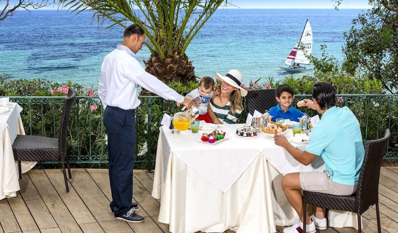 breakfast 2 - Forte Village Resort Sardinia