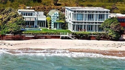 Vila lui Jim Carrey scoasă la vânzare pentru aproape 14 milioane de euro