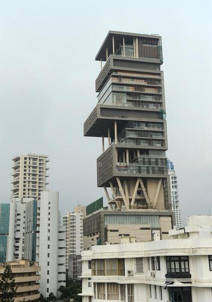 vila 1 - Cinci cele mai scumpe proprietăți din lume